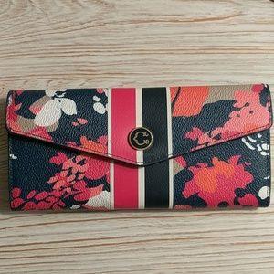 C. Wonder | Floral Wallet